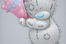 Teddy &Tatty