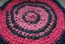 hadráky -ručně tkané koberečky / koberečky