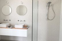 Bathroom ~ tiles