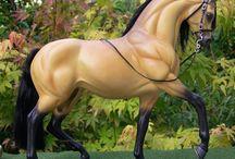 barbie horses