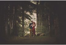 forest engagement / inspiration for a forest engagement shoot