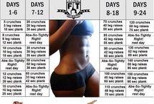 Exercising / Exercising