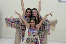Dança de louvor