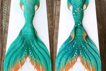 Mermaid Tail designs