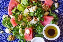 salad / by Rhonda Thomas