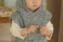 Abrigos tejidos mis princesas
