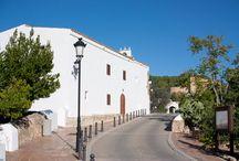 Pueblos de Sant Josep, Ibiza - Sant Josep villages, Ibiza / Los pueblos de Sant Josep de Sa Talaia, Ibiza. The villages at Sant Josep de Sa Talaia, Ibiza.