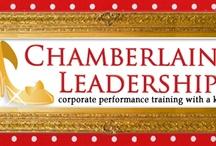 Chamberlain Leadership Posts / Corporate Performance Training with a Kick  http://marionchamberlain.com