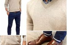 Moda. Business casual