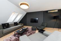 My interior design project / Interiors done by Markéta Aniolová - interior designer @ Urban Sphere Interior