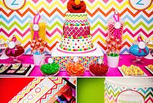 Sienna 1st b-day party / by Melissa Anning-Eisele