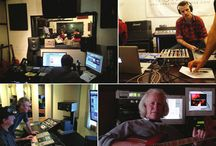 Music & Sound / The people and products behind music and sound production for TV and film. / by Markee 2.0 Magazine