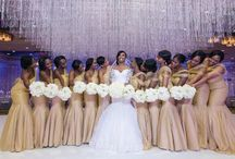 Wedding - bridemaids, friends