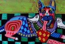 animals. / by Rebecca Williams