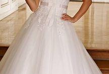 Dres / Svadobné šaty