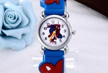 Spiderman boys watch