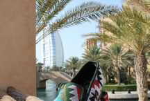 Maksters around the World / Maksters slippers travelling the world visiting beautiful, famous monuments