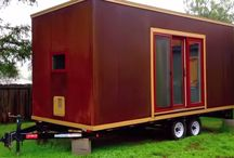 Tiny Homes / by Frankie Lawson