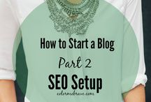 SEO / by Blogging World