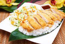 Aloha Plates / Fresh and healthy, with Ono's original flavors.
