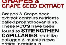 Grape Seed Oil / #GrapeSeedOil  #GrapeSeedOilBenefits