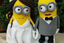 Minions wed