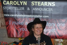 My Storytelling Venues / Where has Carolyn Stearns Storyteller been sharing her tales? check the calendar on my website too!