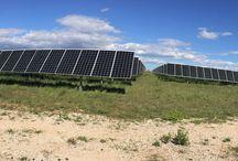 panneau solaire terrain non constructible