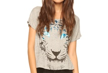 Tiger / Leopard / Lion Shirts / Shirts with tigers, leopards, lions and other big cats