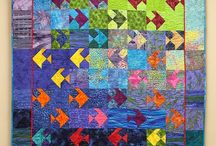 Quilts I Love / Sew many quilts...Sew little time!!! / by Terrie Galle