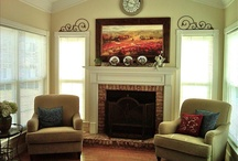 Living & Family Rooms