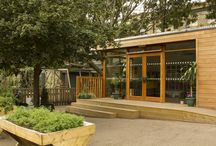 Outdoor Classroom at Pooles Park Primary