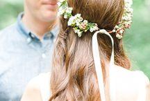 Esküvő haj smink