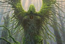 Gods, goddesses & spirits