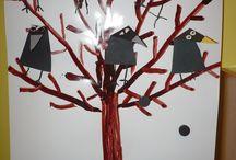 Projekty na vyzkoušení / Ptáci na strome