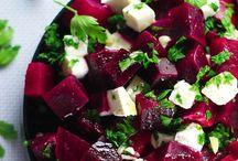 Beetroot & Fetta Salad