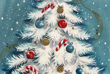 Inspiration Cartes de Noël