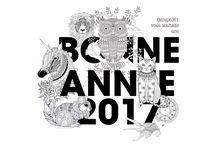 #NoStress2017 / Êtes-vous une licorne, une chouette ou encore un chat ?  Découvrez nos expertises et coloriez l'animal de votre choix sous forme de mandala.  Rien de tel pour se détendre et commencer l'année en toute décontraction ! http://nostress2017.groupe361.com/   Fier de votre création ? Envoyez-la nous pour la retrouver sur Facebook & Pinterest  !