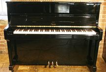 Boston upright pianos / Boston upright pianos at Besbrode Pianos