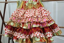Sewing idea for clothes or crafts
