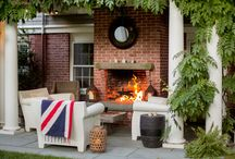Landscapes and Patios / by Kristin Paton Interiors