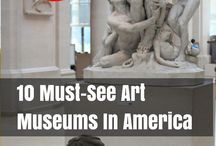 Museums *World / Great museums around the world, including art, history, natural sciences; classic to kitsch.