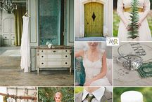 Wedding Color Palette / Plenty of color palettes to spark inspiration! We pin the latest trends to keep you in the loop!