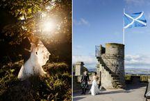 Dundas Castle Autumn Weddings
