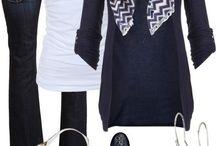 School/work fashion