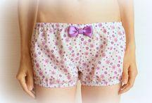 Pajam shorts