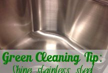 Green cleaning tips! / by Stearns Design Build