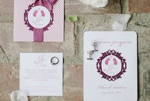 Invitations etc. / wedding invitations :-)