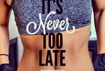 It's never too late! Get fit!