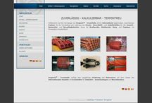 Webdesign / Webseiten, Internetpräsenzen & Homepageerstellung
